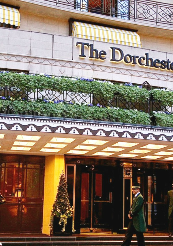 GRWM | Champagne Afternoon Tea At The Dorchester