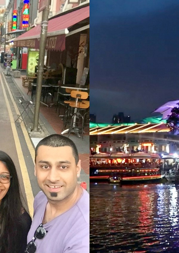 Singapore Travel Vlog; Clarke Quay, Cookie Museum