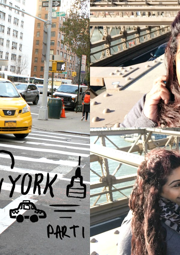 NEW YORK | BROOKLYN BRIDGE, BRYANT PARK, HIGH LINE
