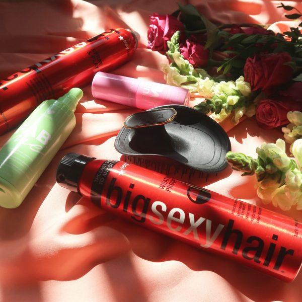 design me, big sexy hair, manta hairbrush, big sexy hair, nishi v, www.nishiv.com
