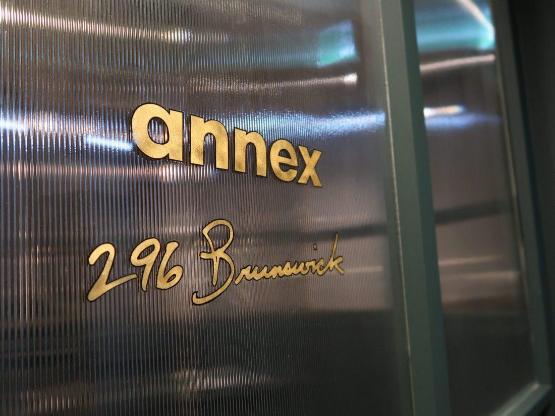 The Annex Hotel review, 296 Brunswick Ave, Toronto, Nishi V, www.nishiv.com