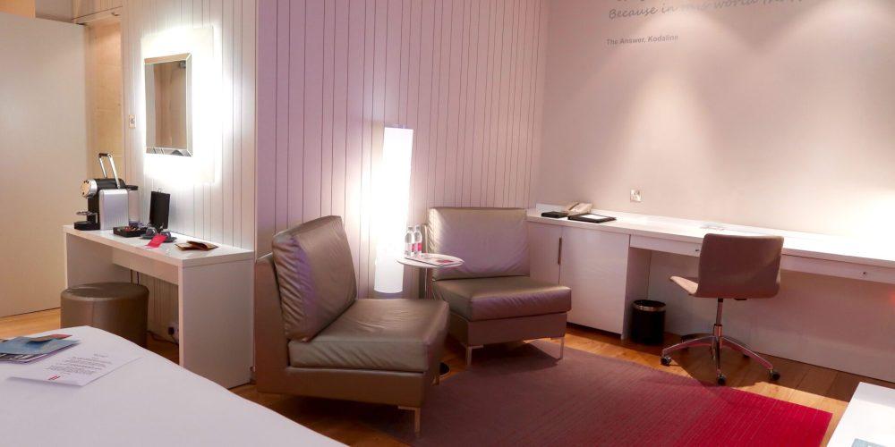 Junior Suite at the Morisson Hotel, Dublin, nishi v, www.nishiv.com, 1