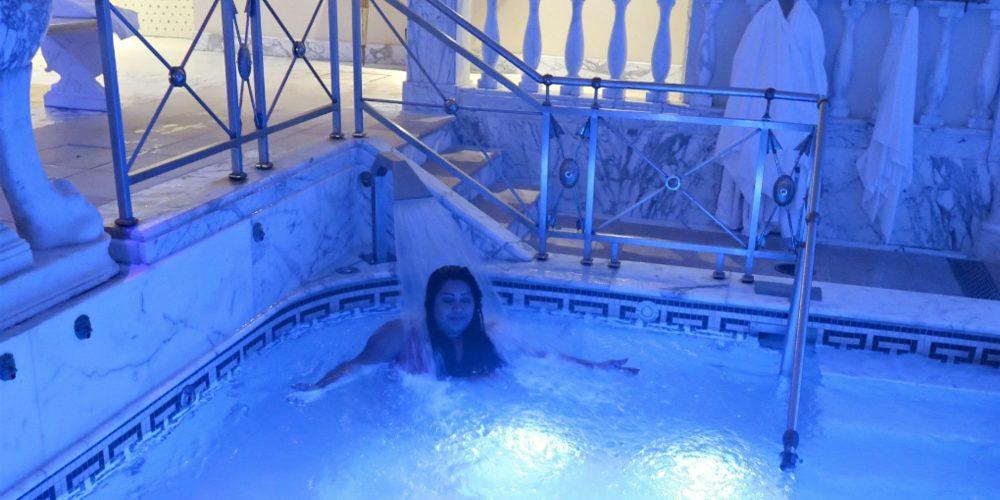 21. Roman Baths & Spa Day At The Rome Cavalieri, Nishi V, www.nishiv.com