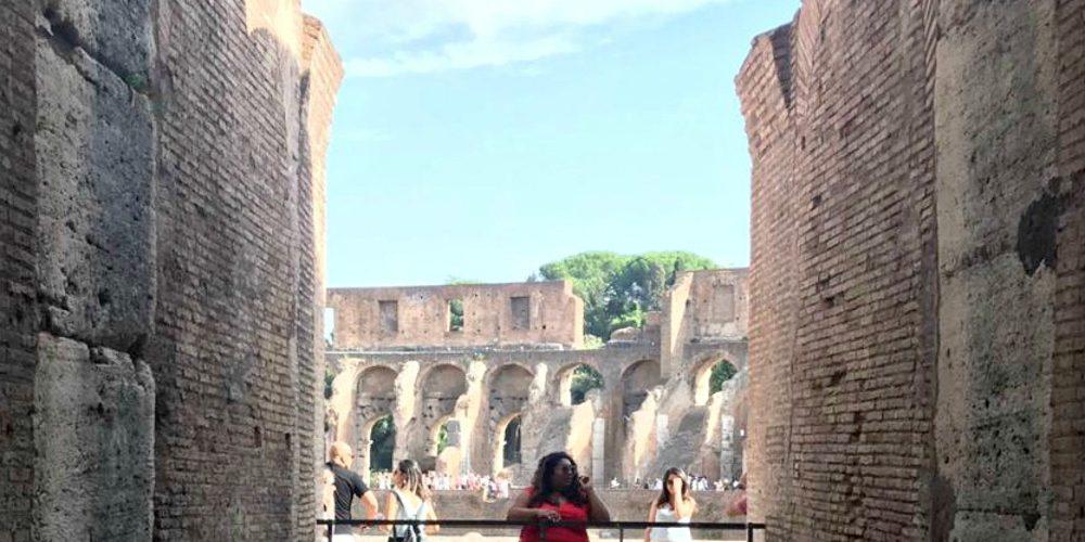 Vatican Museum & The Colosseum, nishi v, www.nishiv.com