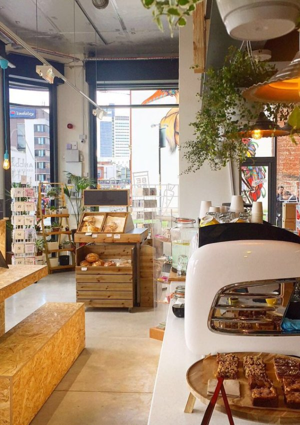 5 Vegan Friendly Restaurants in Ancoats, Manchester.