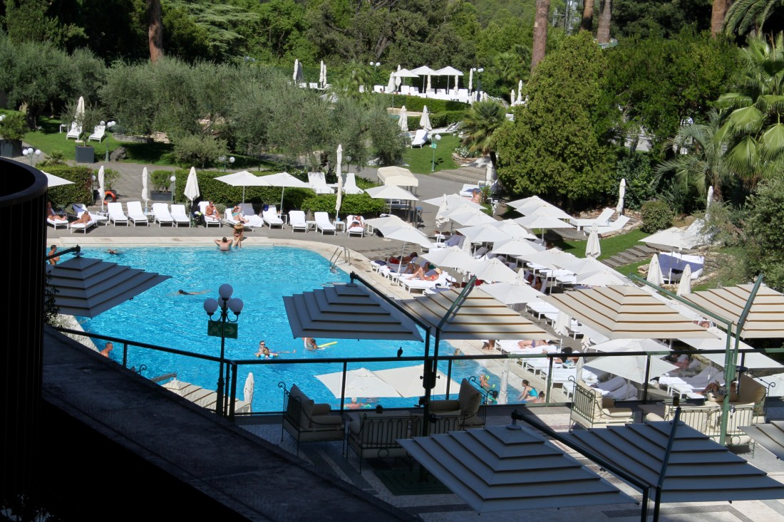 Rome Cavalieri, A Waldorf Astoria Resort Review, Nishi V