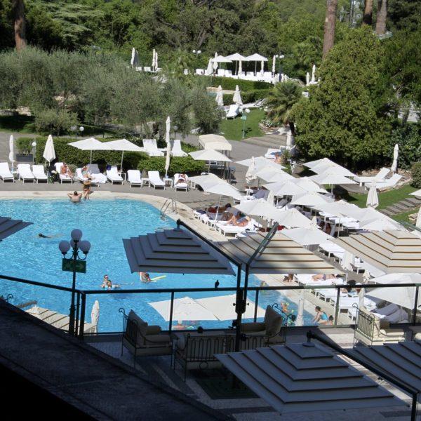 Rome Cavalieri, A Waldorf Astoria Resort Review, Nishi V