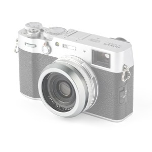 Filtr NiSi UV UHD do FUJIFILM X100 series / X70- SILVER