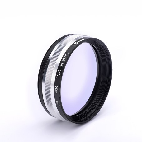 Soczewka Macro NiSi Close-Up Lens kit NC 58mm (2)