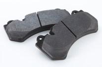 Dedicated front brake pads