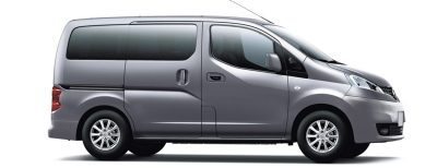 Nissan Evalia - Side view