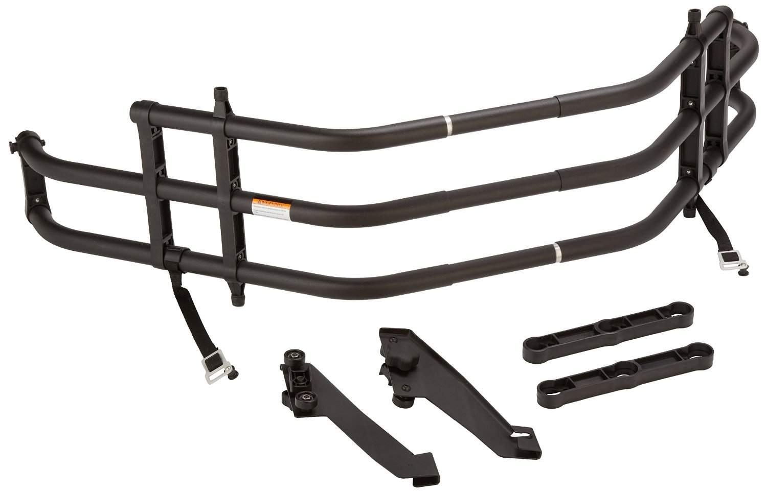 Genuine Nissan Utili Track Sliding Bed Extender Black