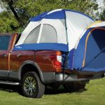 Truck Bed Camping Overlanding Nissan Usa