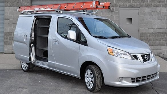 2021 nv200 compact cargo accessories
