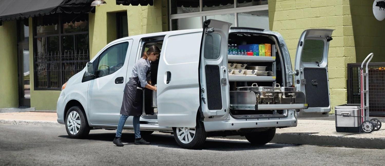 2020 Nv200 Compact Cargo Van Accessories Parts Nissan Usa