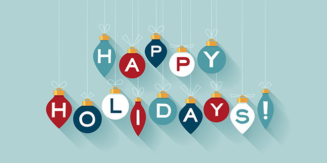 Happy Holidays From MEP NIST