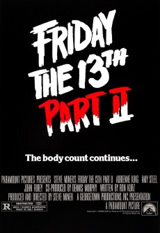 Image result for friday the 13th part 2