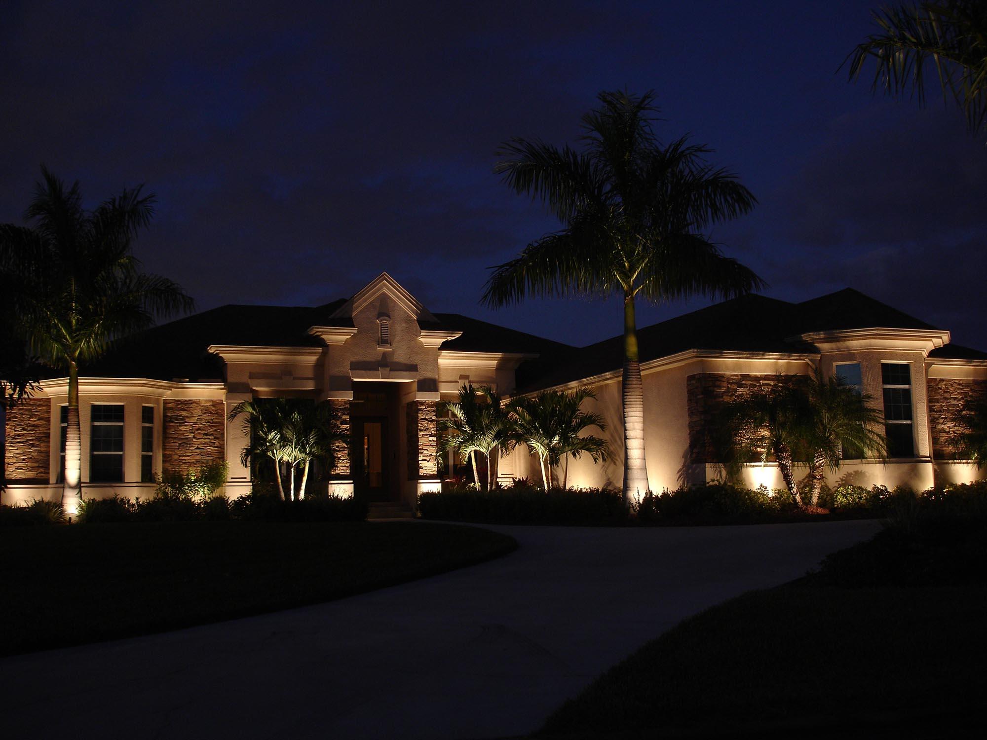 ft myers fl outdoor lighting