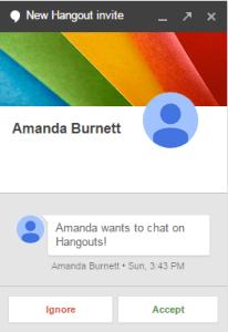 google+ spam