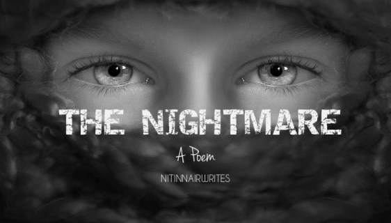 The Nightmare - A Poem by Nitin