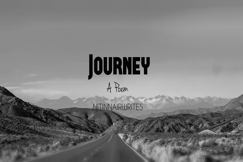 The Journey - A Poem by Nitin
