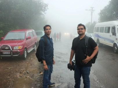 Nitin and Shakti