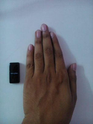 TP-LINK Wifi Small USB Adapter