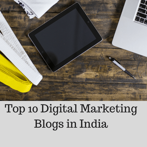 Top 10 Digital Marketing Blogs in India