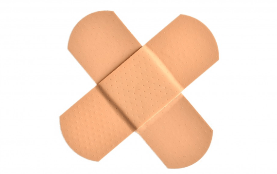 injury bandaid