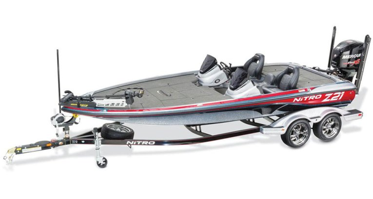 NITRO     Performance Fishing Boats Pro Series