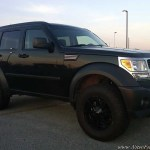 Lifted Black 07 4x4 Nitro Dodge Nitro Forum
