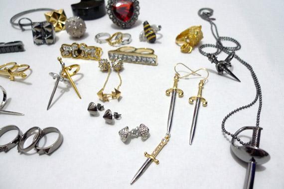 nOir Jewelry Sample Sale | Nov 9 11