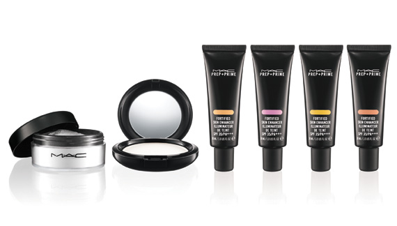 MAC Turquatic, Prime Focus, Seasonally Supreme & Opulash Optimum Black