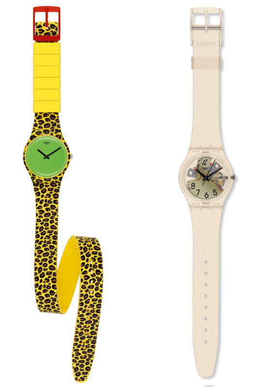 Jeremy Scott x Swatch Spring 2012 Collection
