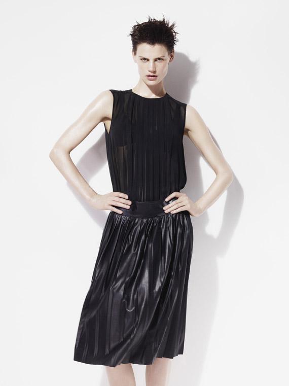 Zara Woman Spring/Summer 2012 Ad Campaign