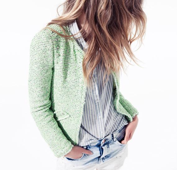 Zara TRF May 2012 Lookbook