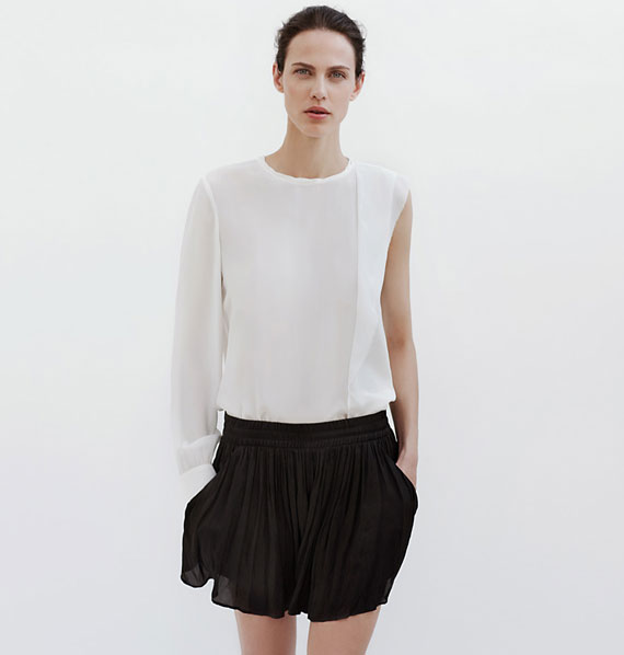 Zara Woman June 2012 Lookbook