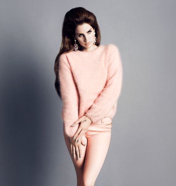 Lana Del Rey for H&M Fall 2012 [More Pics]