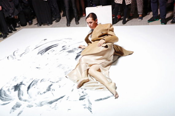 Maison Martin Margiela with H&M Event Performance