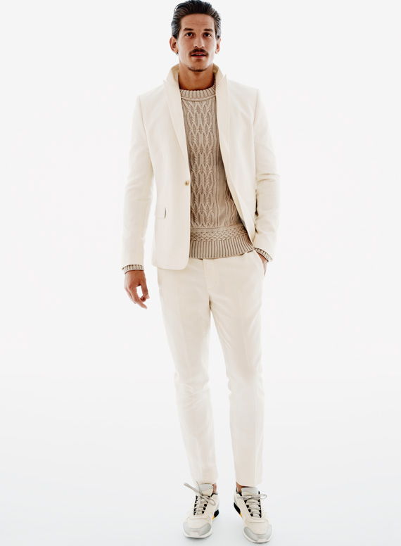 H&M Mens Spring 2013 Lookbook