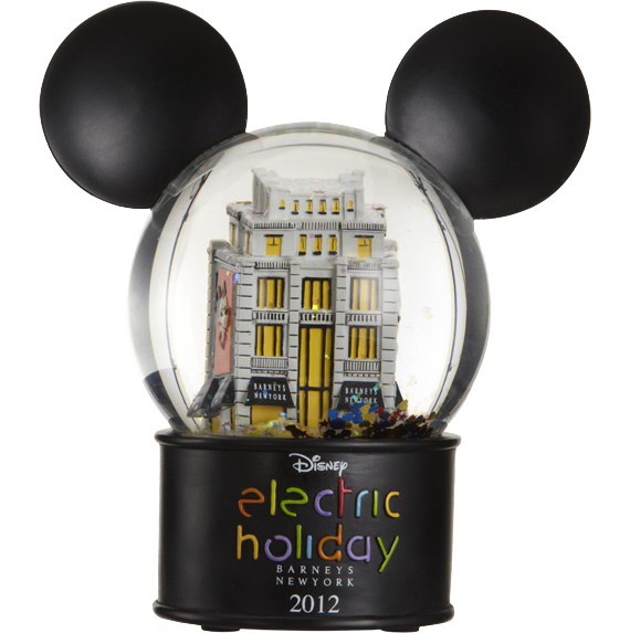Barneys New York x Disney Electric Holiday Launch Event