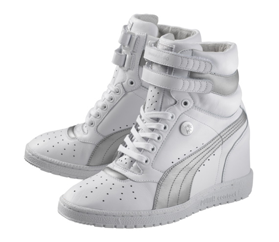 PUMA Mihara MY 66 Wedge Sneakers