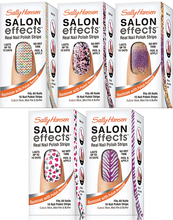 Beauty Roundup: Sally Hansen, MISS x Minx Nails, MDSolarSciences