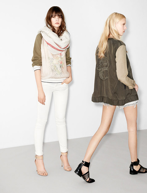 Zara TRF February 2013 Lookbook