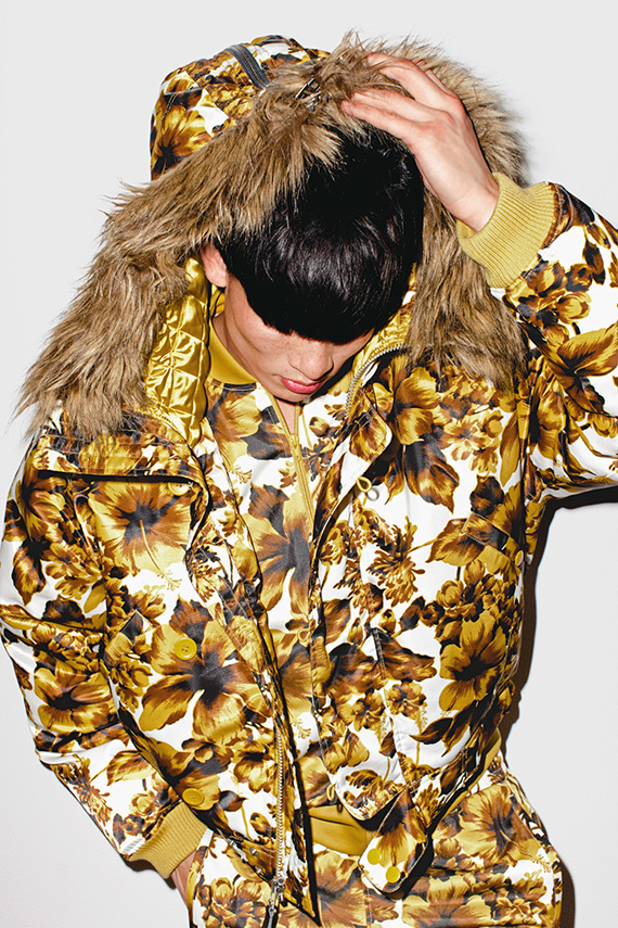 Jeremy Scott x adidas Originals Fall/Winter 2013