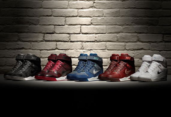Nike Air Revolution Sky Hi City Pack