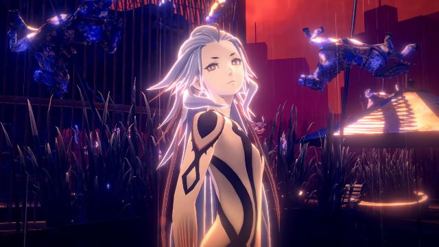 Aiba from AI The Somnium Files trailer