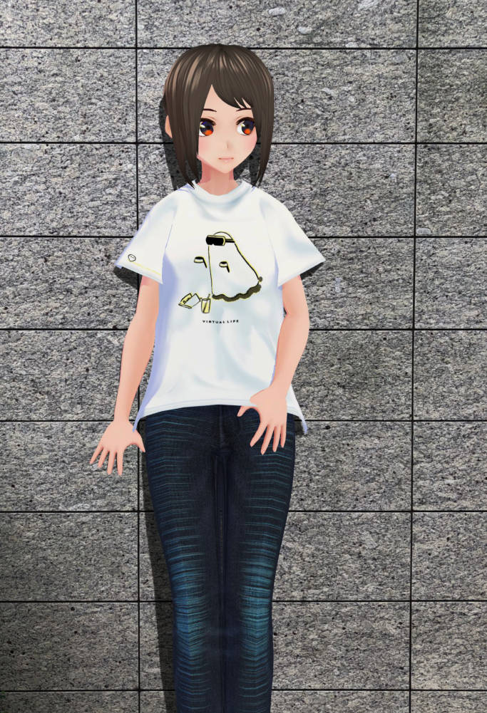 FumiFumi2019 modeling Hikagami Hinami