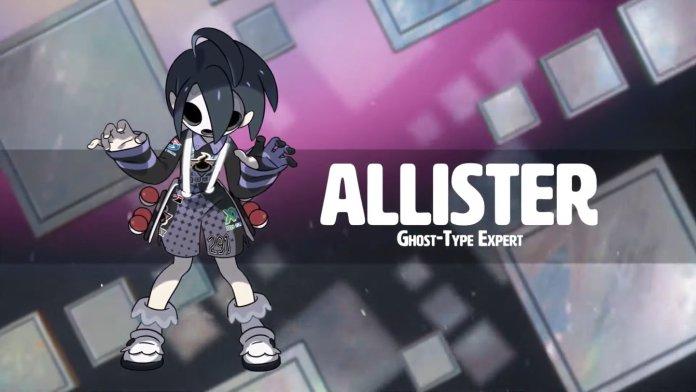 Ghost Type Expert Gym Leader Allister