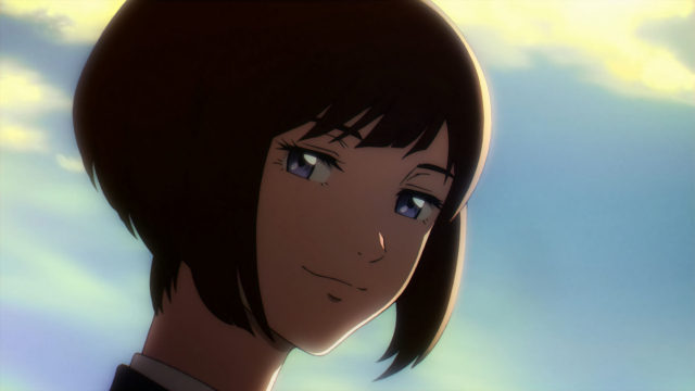 Touka Miyashita from Boogiepop and Others anime 2019